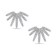 Bassali Diamond Sunshine Ray Earrings