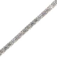 Classic 11.38ct Diamond Tennis Bracelet