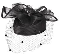 Womens Year Round Pillbox Hat