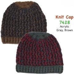 Women s Knit Beanie Cap 7a78d33980