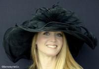 Belmont Derby Hat in Black