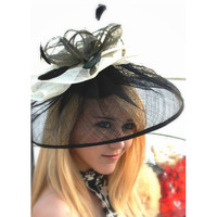 Cocktail Hat Layered Straw