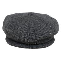 IR91 irish newsboy cap front view