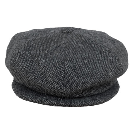IR91 irish newsboy cap front view