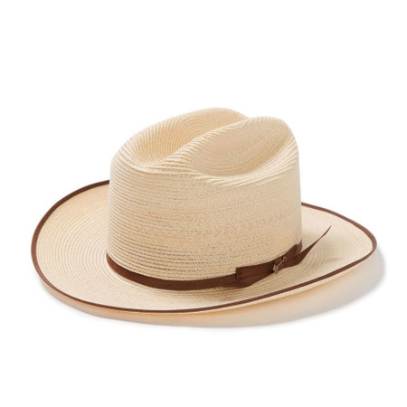 Stetson Open Road Hemp Natural - Side View