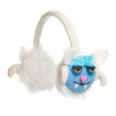 Earmuffs Marley The Monster