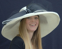 Candida Hat by Christine A. Moore