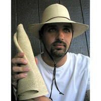 Rollup Panama  Hat Optimo Shape