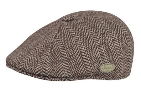 Kangol Wool Herringbone 507 Cap