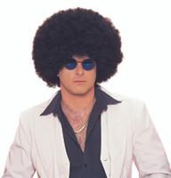 Black jumbo Afro wig
