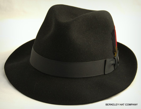 39295ce3a Stetson On Assignment Fur Felt Hat