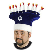 HAPPY CHANUKAH HAT