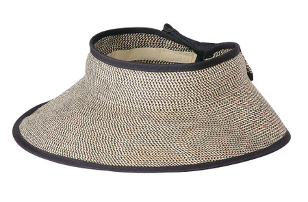 Packable Visor Hat