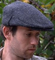 Irish Tipperary Tweed Driving Caps
