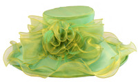 San Francisco Fantasy Derby Hat, Green