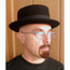 Men's Pork Pie Hat in Wool Felt