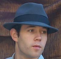 Soft Wool Fedora Hat 2 inch brim