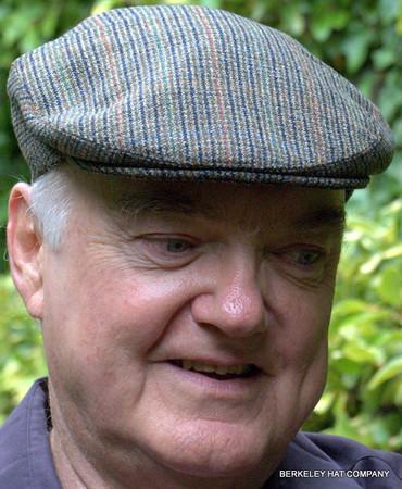 Irish Wool Check Cap
