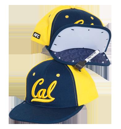 9131b3eec77e4 CAL Dry-Erase Rally Flip Cap Snap-Back Baseball Cap