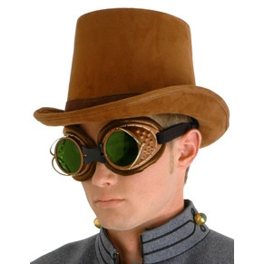Elope Tall Coachman Top Hat