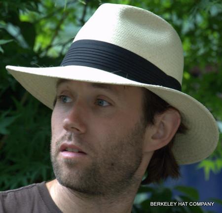 Panama Hat, Blocked in Berkeley California