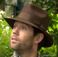 Indiana Jones Hat on model