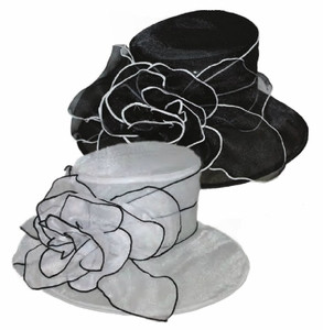 Current Organza Hat for the Kentucky Derby
