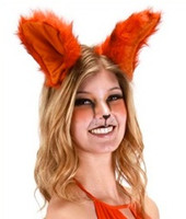 Fox Ears, Oversized Deluxe