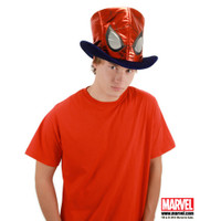 Spider-Man Slanted Top Hat