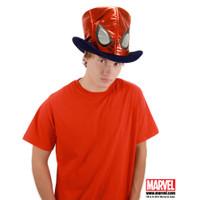 Spider-Man Slanted Top Hat