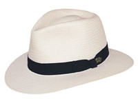 Spencer Panama Style Hat