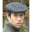 Irish Donegal Heavy Weight Ivy Cap, Grey