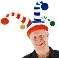 Wacky Jester Hat