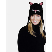 KITTY FACE HAT