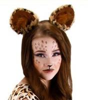 Leopard Ears, Oversized Deluxe