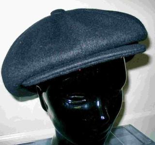 Wool Apple Cap