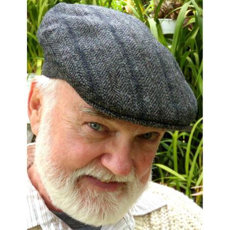 Irish Grey Combo Cap