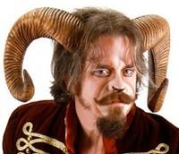 Elope Ram Horns