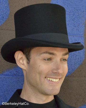 Felt Top Hat, heavy duty