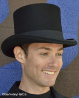Felt Top Hat, heavy duty