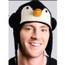 Kids Knit Penguin Hat