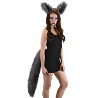 Wolf Tail, Over-Sized Deluxe