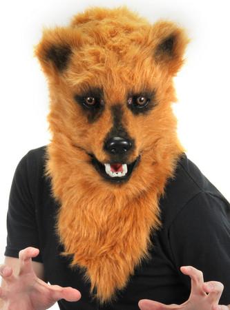 Elope Mouth Mover Mask - Golden Bear