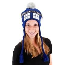 Doctor Who TARDIS Laplander