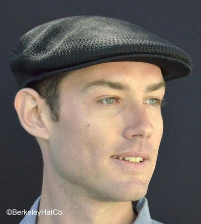 Kangol Tropic Ventair 504 Flat Cap - Berkeley Hat Company b04a1315b5e
