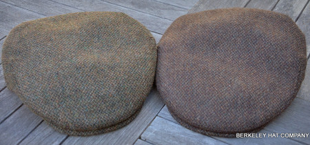 fbe62efa1 Irish Barleycorn Wool Tweed Flat Cap (IR76)