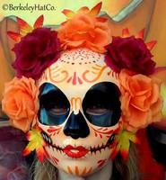 Dia De Los Muertos Full Face Mask, Medina