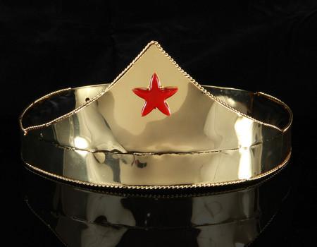 Super Hero Gold Crown