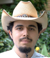 BullHide Cowboy Panama Hat