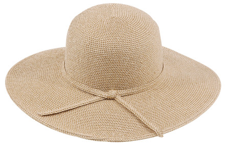19c04517156 Crushable Wide Brim Straw Summer Hat - Berkeley Hat Company